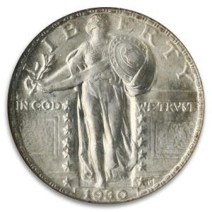A Sample QUARTERS Coin