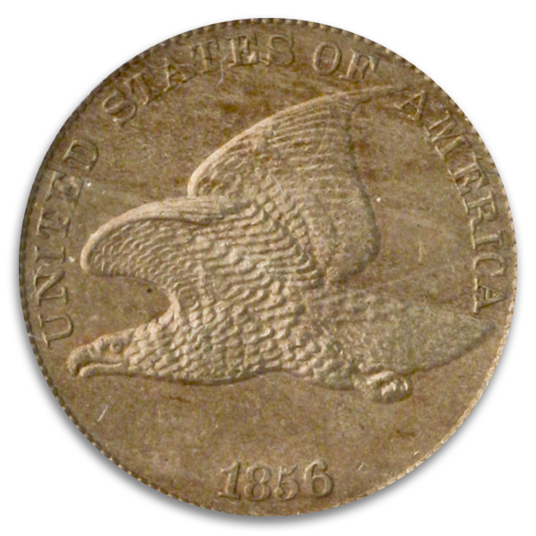 A Sample SMALL CENTS Coin