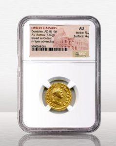 Twelve Caesars Domition Gold