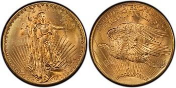 1927-D Double Eagle