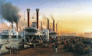 New Orleans Steamboats