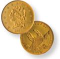 Classic Head Type Quarter Eagle