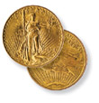 $20 Saint Gaudans Double Eagle Gold Coin