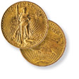 $20 Saint Gauden's Double Eagle Gold Coin