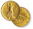 Saint Gauden's $20 Gold Coin
