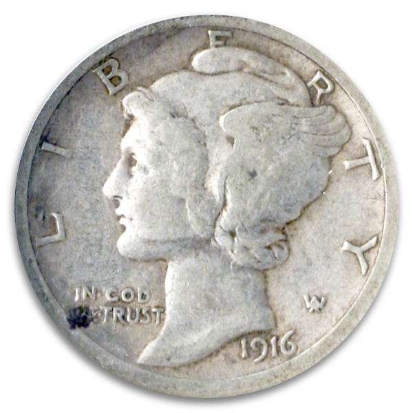 dime coin facts