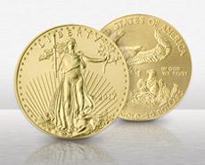 2018 1 oz Gold Eagle Coin