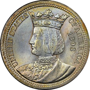 Isabella Commemorative