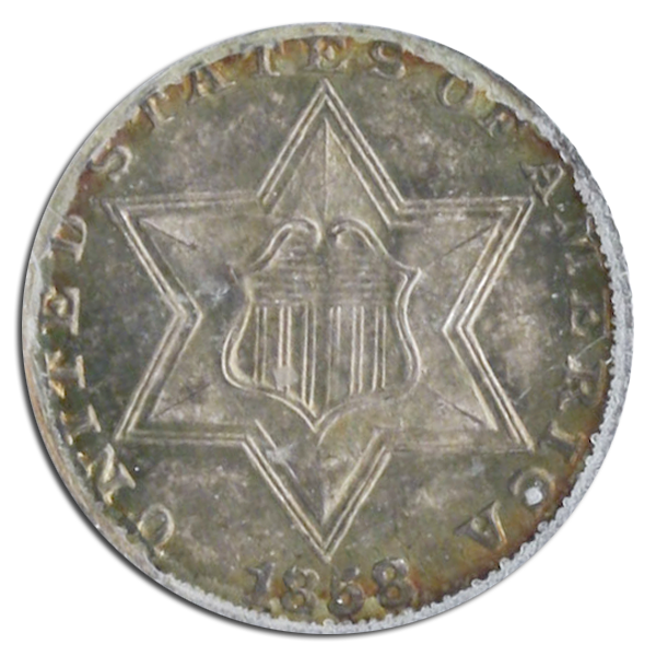 The Unusual Journey of the Three-Cent Silver Coin