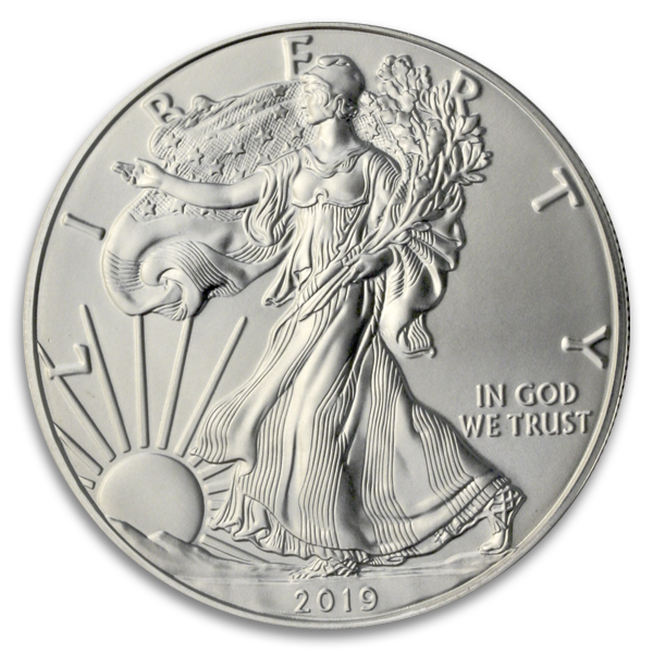 1 oz. Silver Eagle