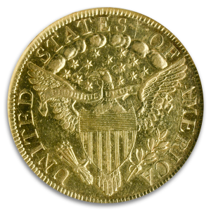 Draped Bust Eagle 1797