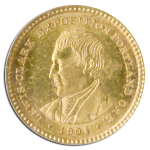 Lewis and Clark Gold Commemorative
