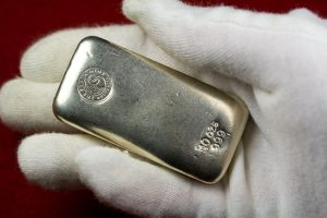 Silver Explodes To New 2019 High