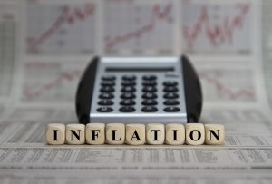 Rising Inflation, Slowing Growth Bode Well for Gold