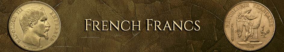 French Francs