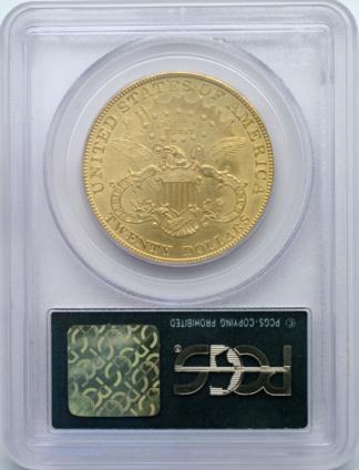 $20 Liberty MS62 Certified