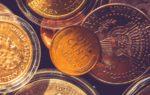 Stock image of U.S. rare coins