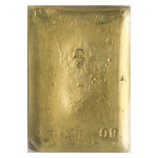 J & H GOLD BAR SSCA #4280 20.93 oz  .907 Fine  $392.42