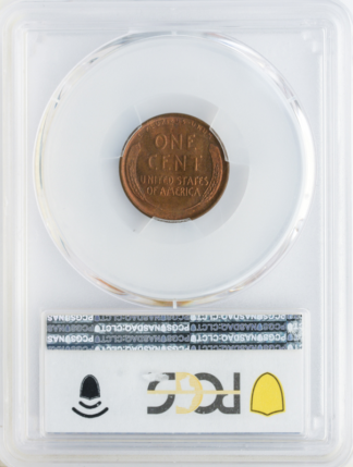 1909-S VDB Lincoln Cent PCGS MS64 BN CAC
