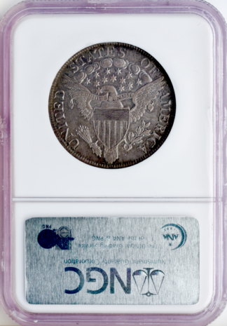 1806 Draped Bust Half Dollar Pointed 6 NGC AU55