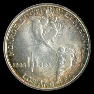 1923-S Monroe NGC NS65