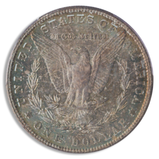 1904-S Morgan $1 Silver Coin PCGS MS65 CAC