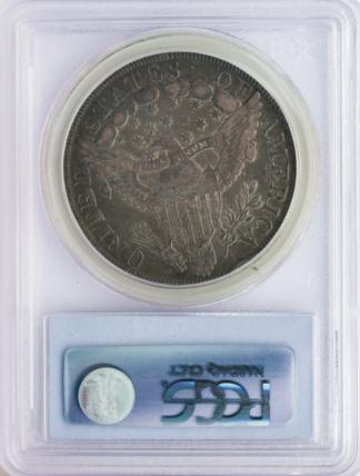 1799 Draped Bust $1 PCGS VF30