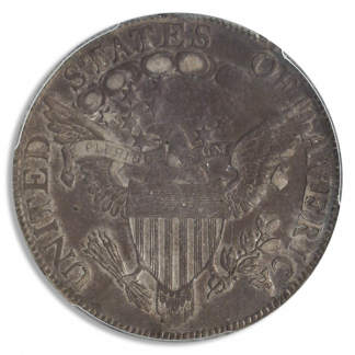 1806 Draped Bust Half Dollar Knobbed 6 PCGS XF40 CAC