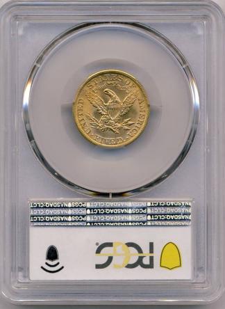 1901 $5 Liberty PCGS MS66 CAC