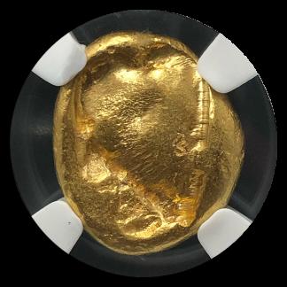 Achaemenid Empire AV Daric NGC AU 3/4