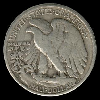 90% Silver Coin - Half Dollar Face Value