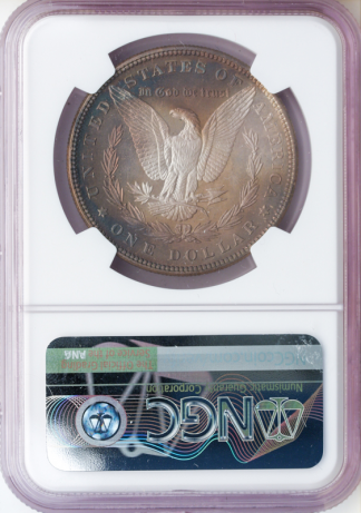 1883 Morgan $1 NGC PR65 CAC