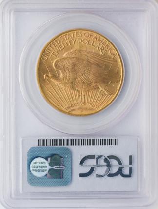 1914-S $20 Saint Gaudens PCGS MS65 CAC