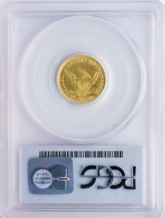 1839-D $2 1/2 Classic Hed PCGS AU58