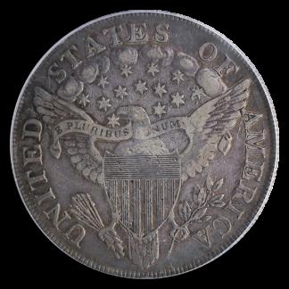 1799 Draped Bust $1 PCGS VF35 CAC