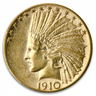 $10 Indian VF
