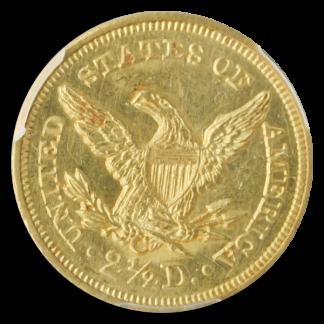 $2 1/2 Liberty 1851-C