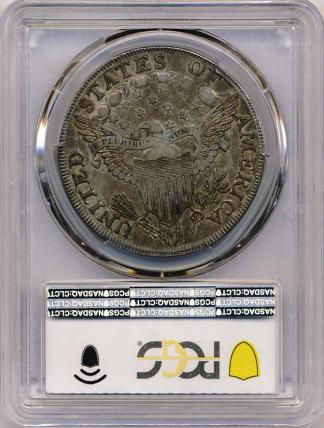 1798 Draped Bust $1 PCGS XF45 CAC
