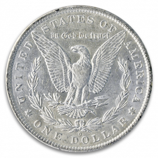 1878-1904 Morgan $1 BU