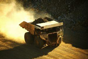 Heavy Duty Mining Truck