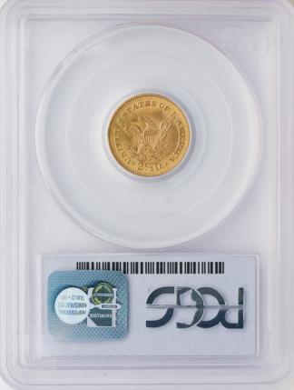 1907 $2 1/2 Liberty PCGS MS66 CAC