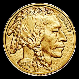 2021 1 oz American Gold Buffalo Coin  (BU)