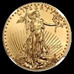 2021 1/4 oz American Gold Eagle NGC Early Releases Type II
