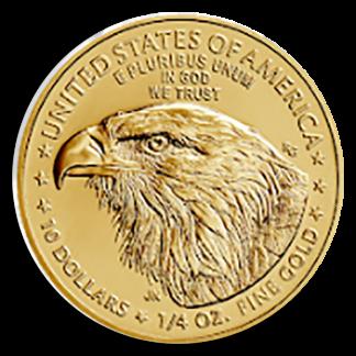 2021 1/4 oz American Gold Eagle PCGS First Strike Type II