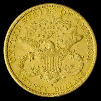 $10 Liberty VF