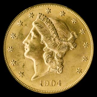 $20 Liberty Very Fine