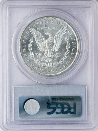 $1 Morgan MS63 Certified
