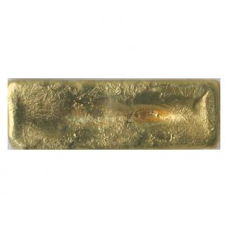 BLAKE GOLD BAR SSCA #5225 PCGS 13.35 oz .791 Fine $218.28
