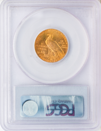 1911 $5 Indian PCGS MS65 CAC