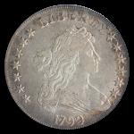 1799 Draped Bust $1 PCGS XF45 CAC